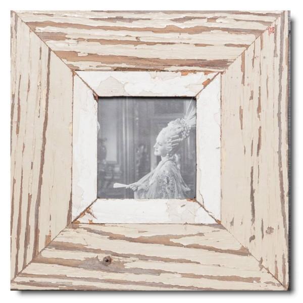 Quadrat Bilderrahmen aus recyceltem Holz