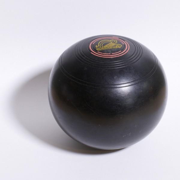 "Vintage ""Lawn Bowling"" Kugel"