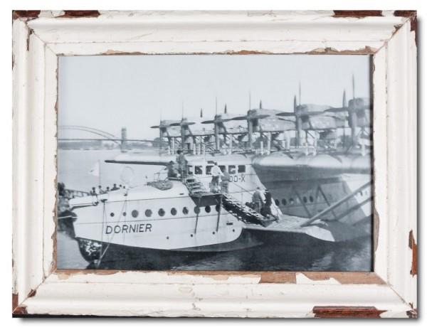 Vintage Bilderrahmen für Fotogröße DIN A3