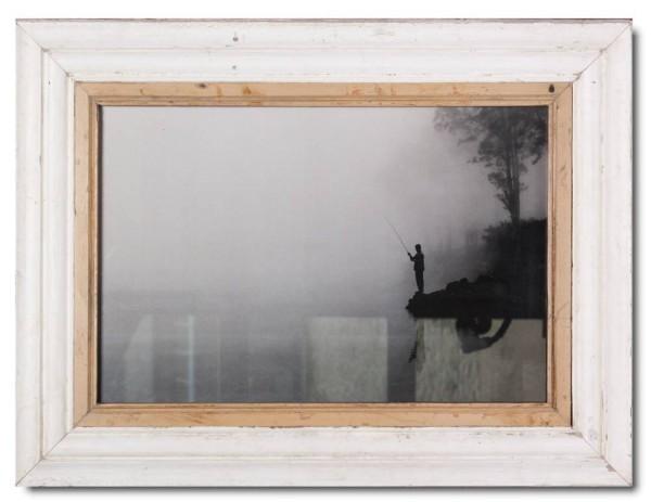 Vintage Bilderrahmen für Fotoformat 29,7 x 42 cm von Luna Designs