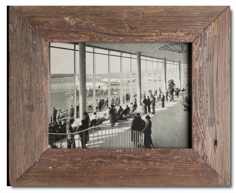 Fein Bilderrahmen Aus Recycelten Materialien Zeitgenössisch ...