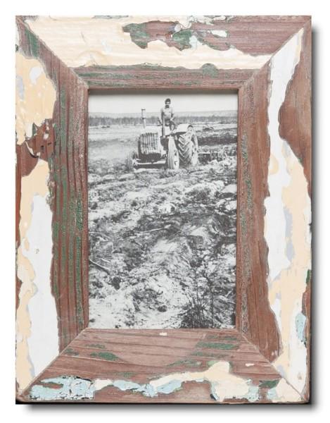 Vintage Bilderrahmen Basic für Fotogröße 10 x 15 cm