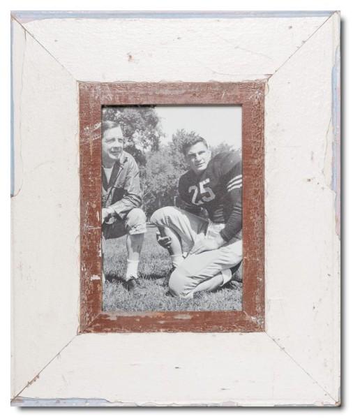Vintage Bilderrahmen mit breitem Rand für Fotoformat 21 x 14,8 cm