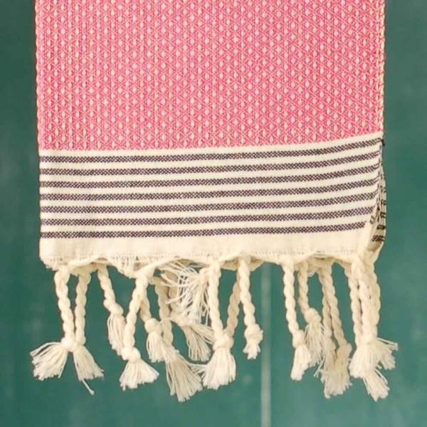 Hamam - Gäste Handtuch, Rot
