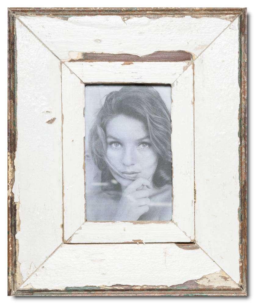 Altholz Bilderrahmen für Bildgröße 10,5 x 14,8 cm von Luna Designs ...