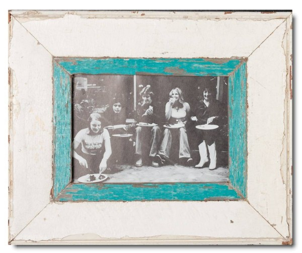 Altholz Bilderrahmen für Fotogröße DIN A5