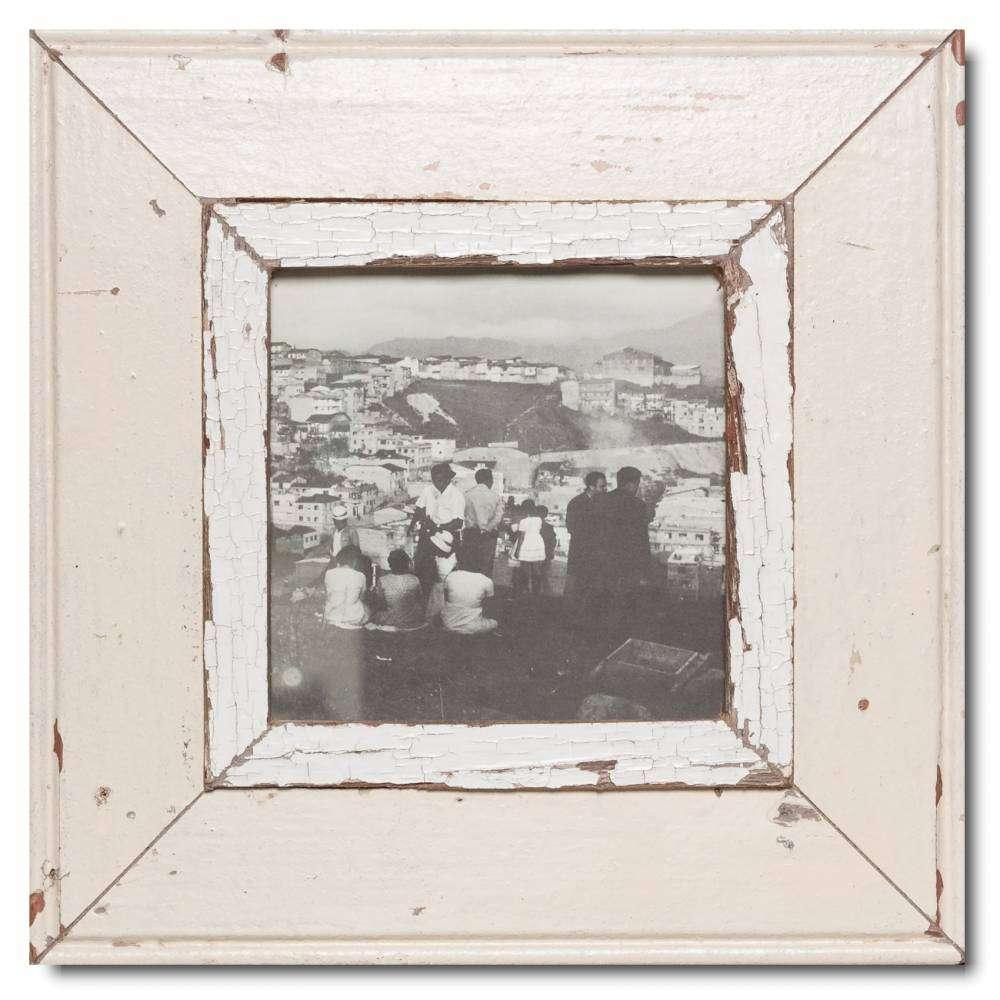 Altholz Bilderrahmen Quadrat für Fotoformat 14,8 x 14,8 aus Kapstadt ...