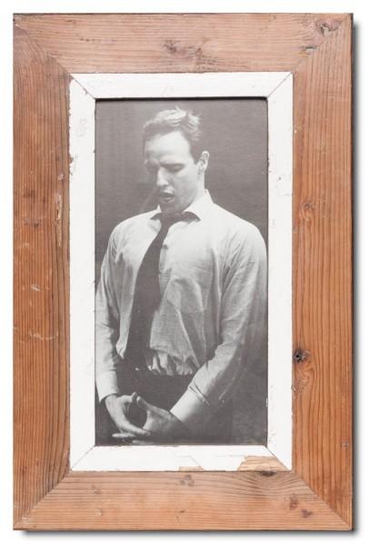 Panorama Vintage Bilderrahmen für Bildformat 29,7 x 14,8 cm