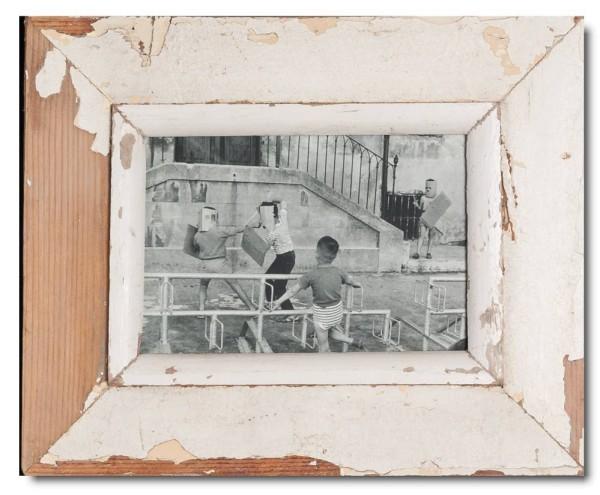Altholz Bilderrahmen für Bildgröße DIN A5