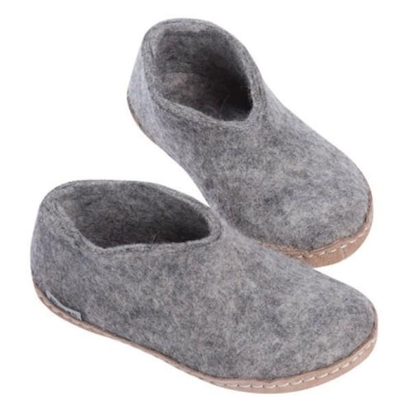 Kinderschuh - grau