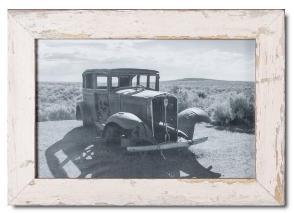 Basic Altholz Bilderrahmen für Bildformat 25 x 38 cm aus Südafrika