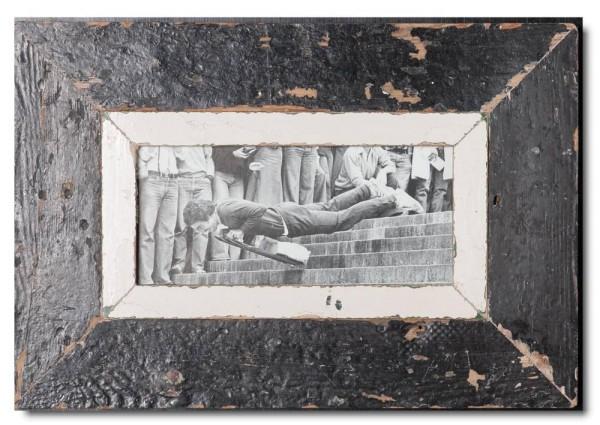 Panorama Vintage Bilderrahmen aus Kapstadt