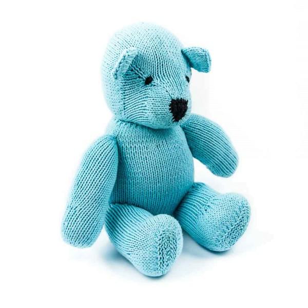 Türkiser Teddybär