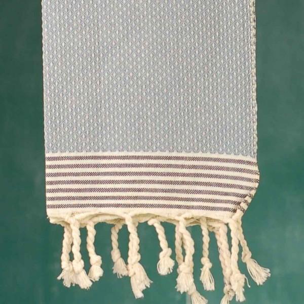 Hamam - Gäste Handtuch, Blau