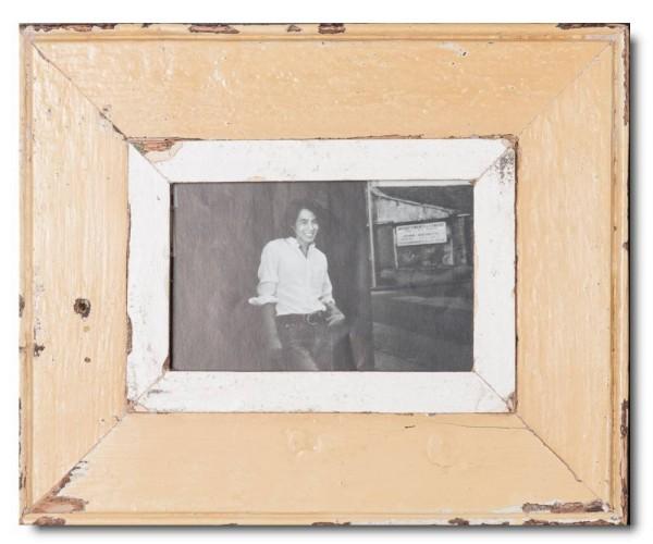 Vintage Bilderrahmen für Bildgröße DIN A6