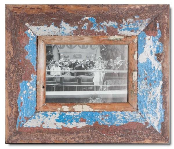 Vintage Bilderrahmen mit breitem Rand für Bildformat DIN A5