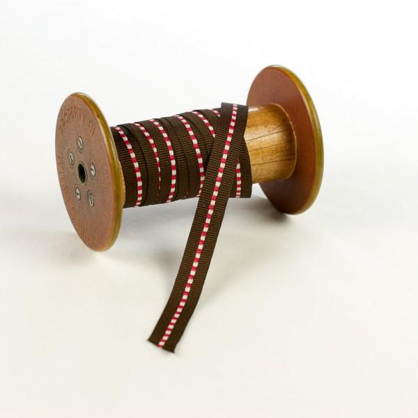 12mm Geschenkband aus Stoff
