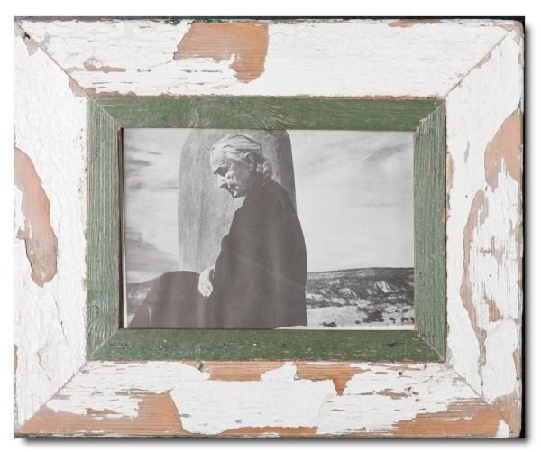 Altholz Bilderrahmen für Bildformat DIN A5 aus Kapstadt
