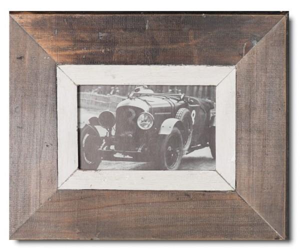 Altholz Bilderrahmen für Bildformat 10,5 x 14,8 cm