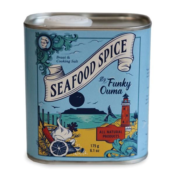 Seafood Spice - Fisch & Meeresfrüchte Gewürzzubereitung