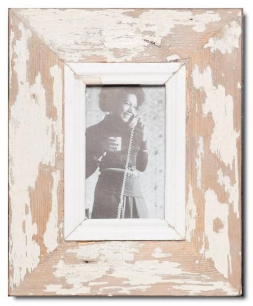 Vintage Bilderrahmen für Fotoformat DIN A6 aus Südafrika