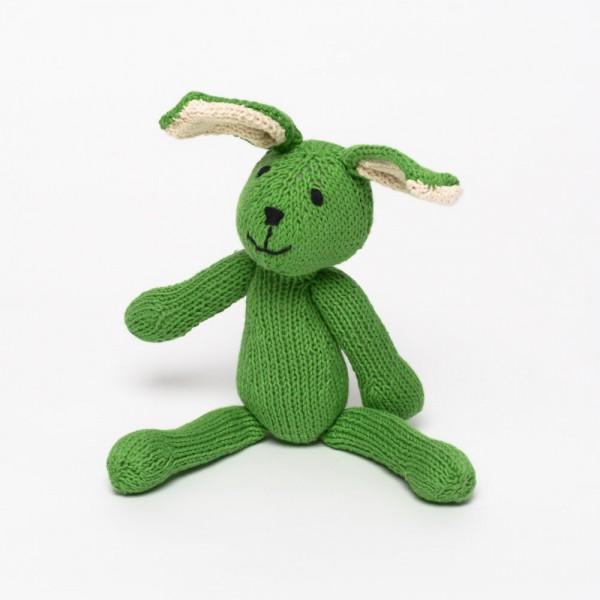 Baumwoll-Hase Grün