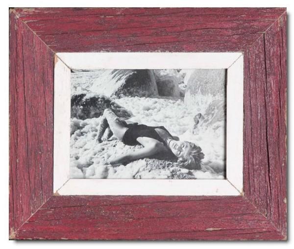 Altholz Bilderrahmen für Fotogröße 14,8 x 21 cm von Luna Designs