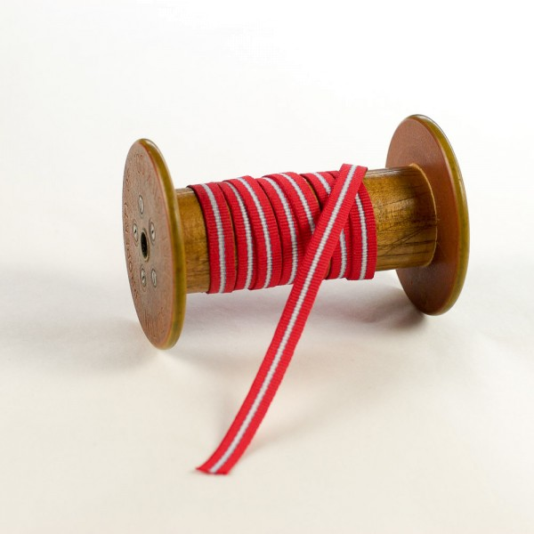 8mm Geschenkband aus Stoff