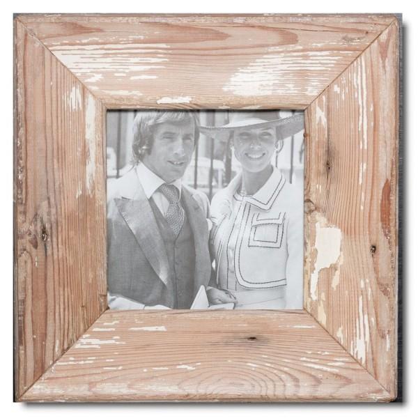 Quadratischer Vintage Bilderrahmen für Bildgröße DIN A5 Quadrat