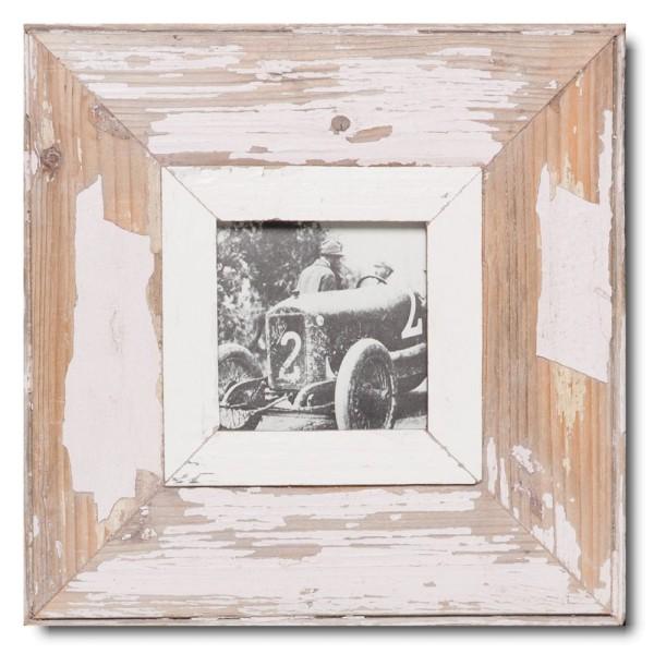 Quadratischer Vintage Bilderrahmen für Fotogröße 10,5 x 10,5 aus Südafrika