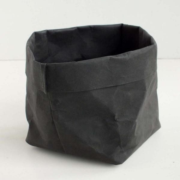 Papierkorb - Schwarz