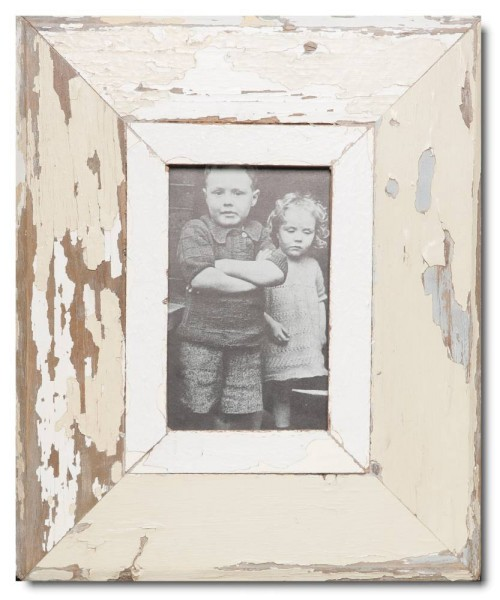 Altholz Bilderrahmen für Fotogröße 10,5 x 14,8 cm