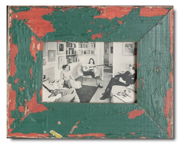 Basic Altholz Bilderrahmen für Bildgröße 10 x 15 cm