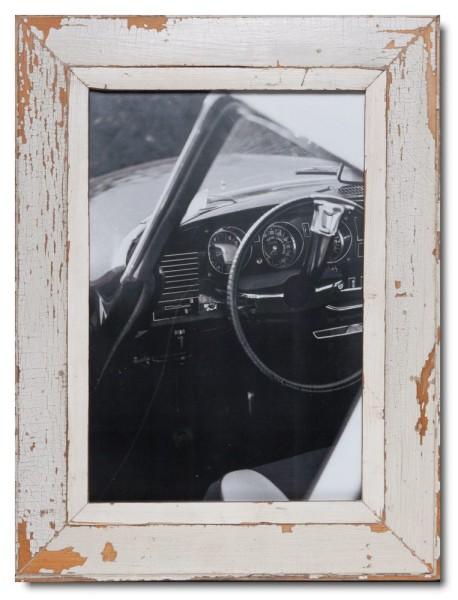 Vintage Bilderrahmen für Bildgröße DIN A3