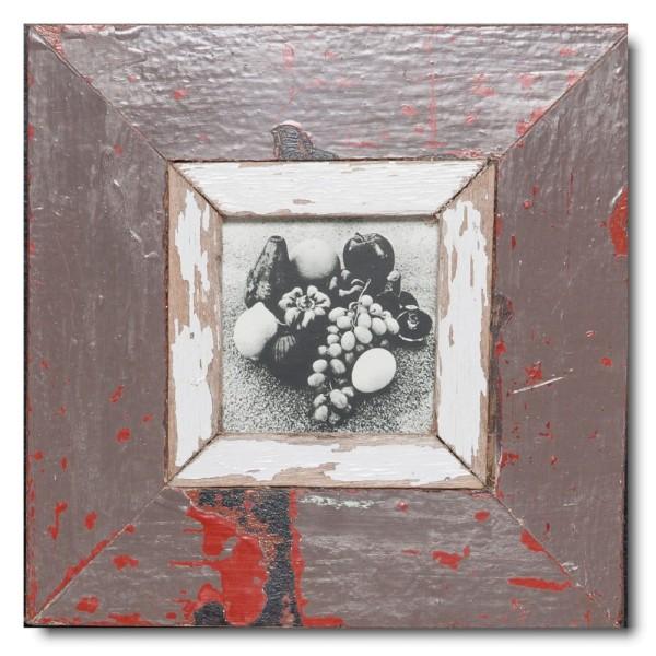 Quadratischer Vintage Bilderrahmen für Fotogröße 10,5 x 10,5 aus Kapstadt