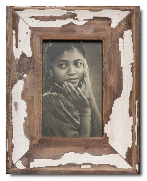 Basic Altholz Bilderrahmen für Fotogröße 10 x 15 cm
