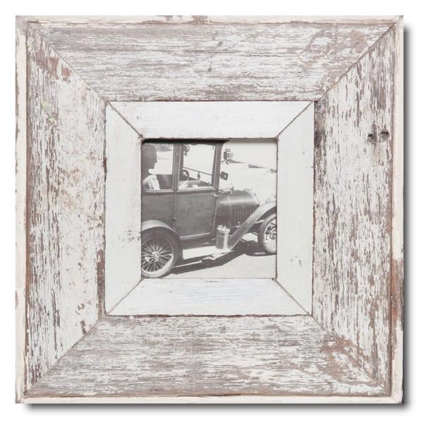 Altholz Bilderrahmen Quadrat für Fotogröße 10,5 x 10,5 aus Südafrika