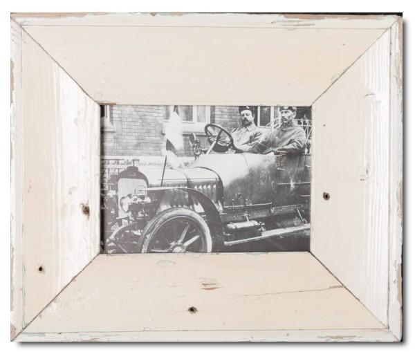 Vintage Bilderrahmen mit breitem Rand für Bildformat 21 x 14,8 cm