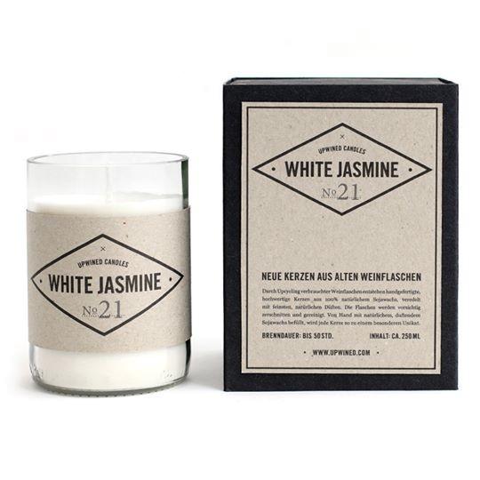 Duftkerze - White Jasmine