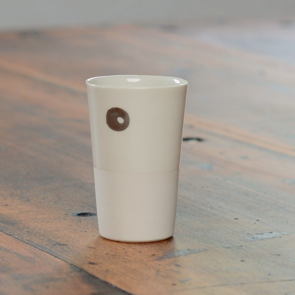 Espressobecher von Biskuit-Art
