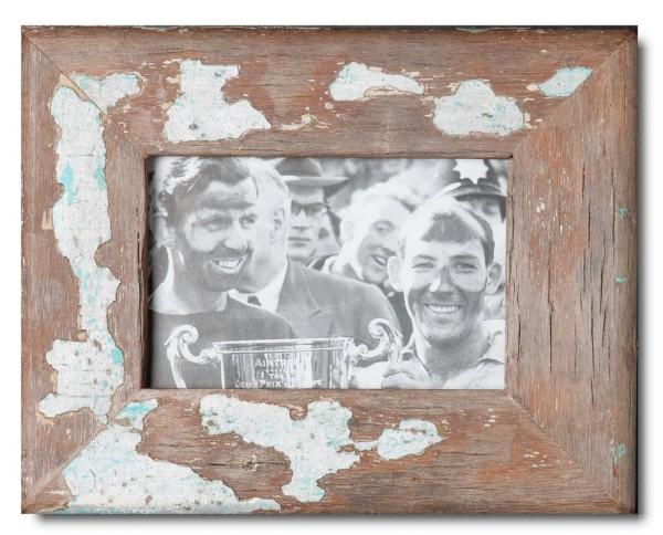 Basic Bilderrahmen aus recyceltem Holz für Bildgröße 10 x 15 cm aus Südafrika