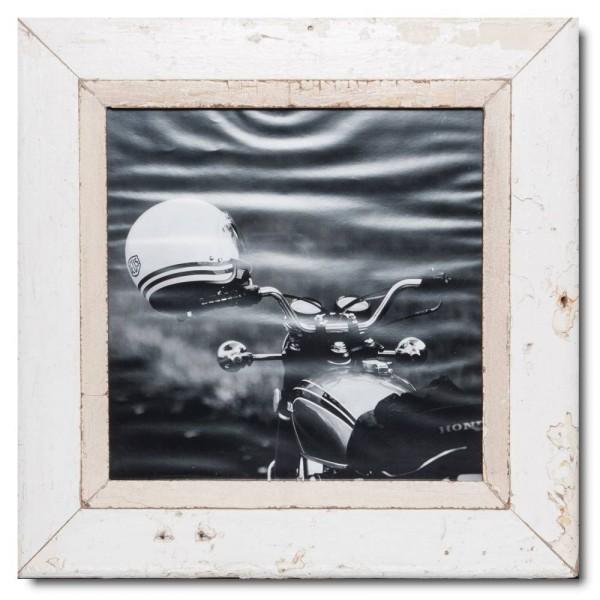 Quadratischer Vintage Bilderrahmen für Fotogröße DIN A3 Quadrat