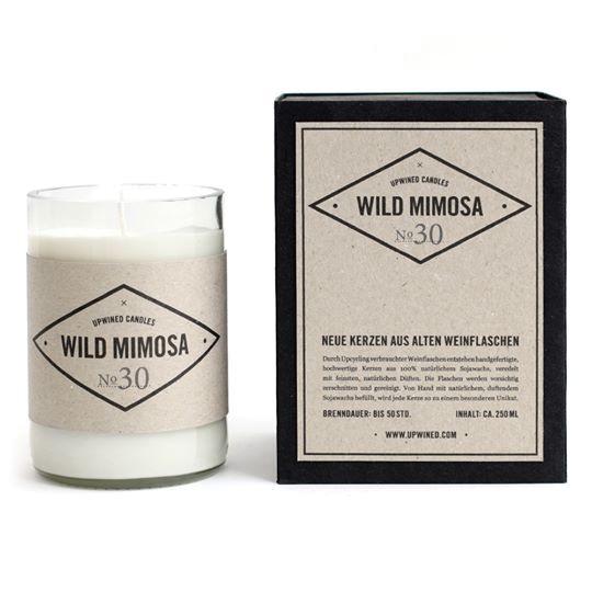 Duftkerze - Wild Mimosa