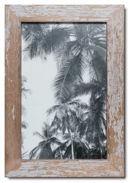 Basic Altholz Bilderrahmen für Bildgröße 25 x 38 cm aus Südafrika