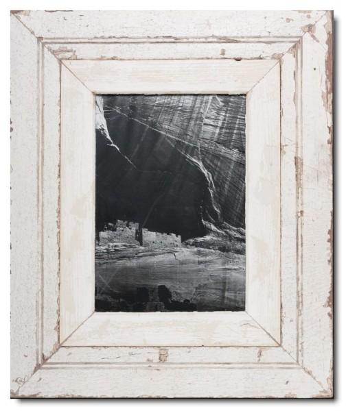 Breiter Altholz Bilderrahmen für Bildgröße 29,7 x 21 cm