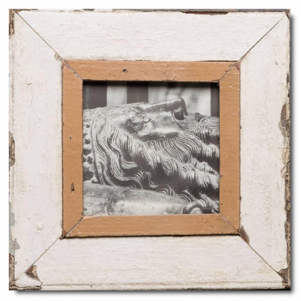 Quadrat Bilderrahmen aus recyceltem Holz aus Südafrika | Cape Times