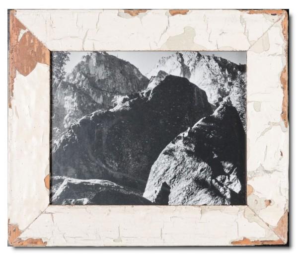 Vintage Bilderrahmen Basic für Fotoformat 20 x 25 cm aus Südafrika