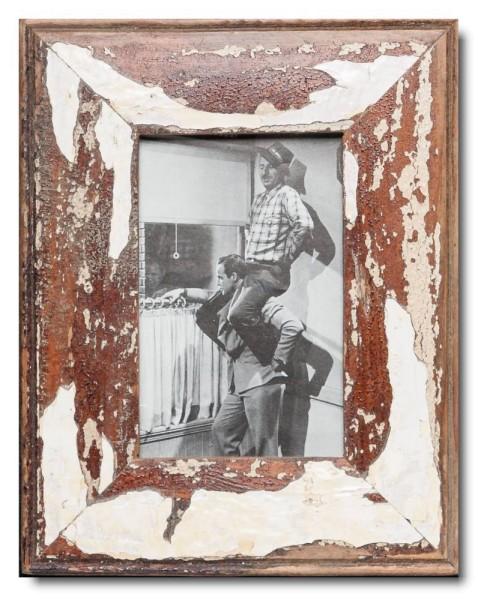 Vintage Bilderrahmen Basic für Bildformat 10 x 15 cm