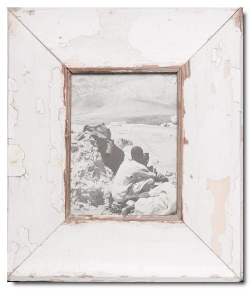 Breiter Altholz Bilderrahmen für Fotoformat 21 x 14,8 cm von Luna Designs