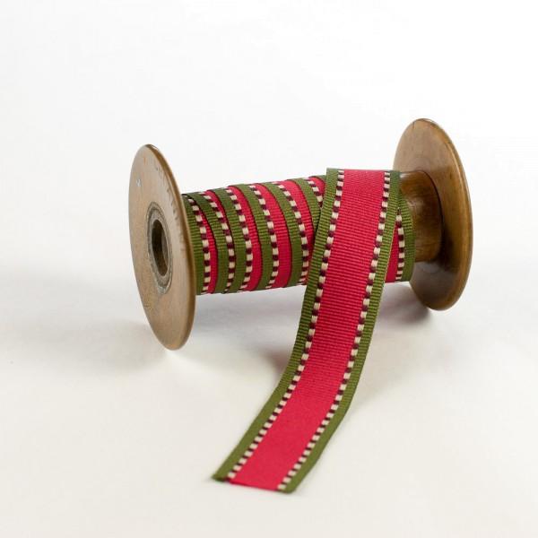 25mm Geschenkband aus Textil